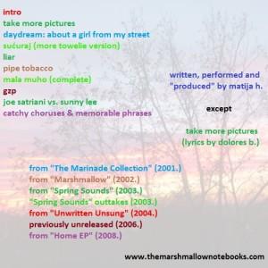 the spectacular lo-fi years (2001-2008) level three b